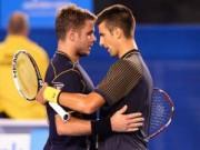Australian Open ngày 12: Nole đại chiến Wawrinka