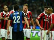 """Serie A trước V21: Cơ hội thoát """"nghèo"""""""