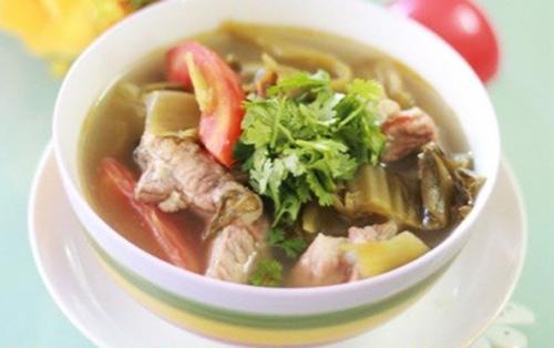 Cách nấu canh chua từ ngao, cá, sườn ngon tuyệt trần - 3