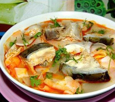 Cách nấu canh chua từ ngao, cá, sườn ngon tuyệt trần - 2