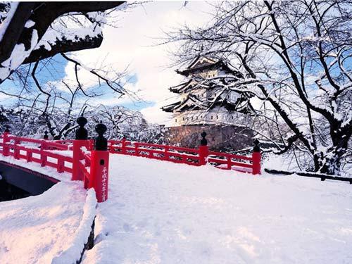 Những thành phố tuyết đẹp tựa miền cổ tích - 2