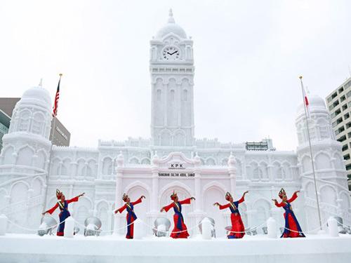 Những thành phố tuyết đẹp tựa miền cổ tích - 3