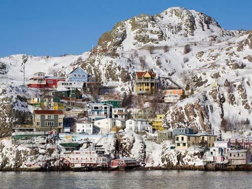 Những thành phố tuyết đẹp tựa miền cổ tích - 6