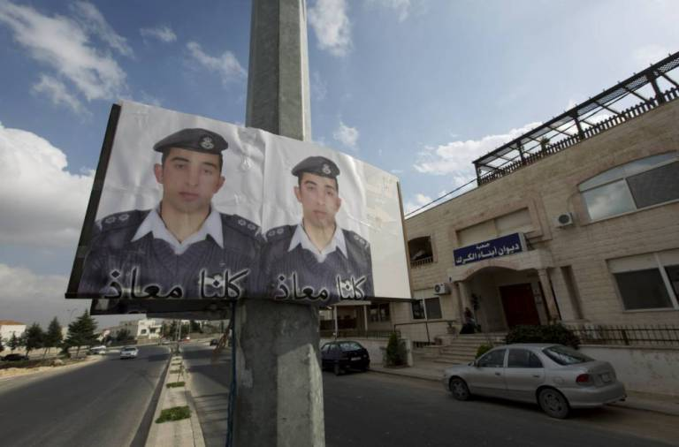 Jordan trả đũa, đe dọa treo cổ toàn bộ tử tù IS - 2