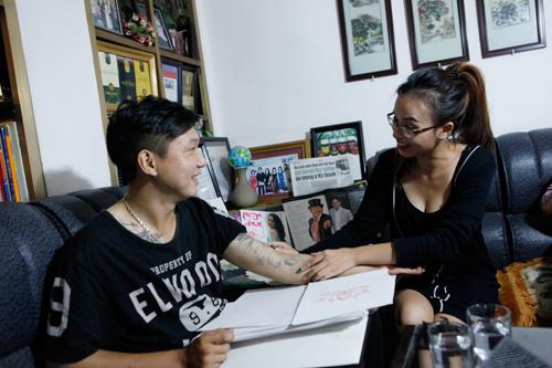 Trắng đêm cùng nữ thợ xăm nghệ thuật Hà thành - 9