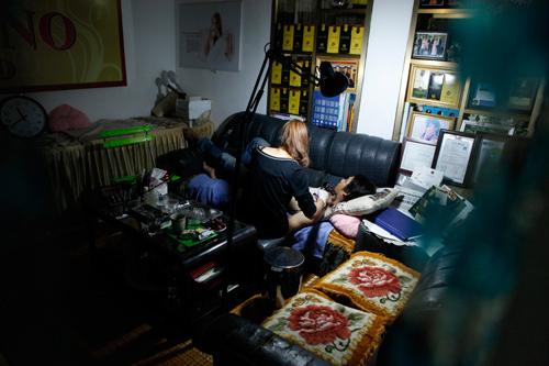 Trắng đêm cùng nữ thợ xăm nghệ thuật Hà thành - 6