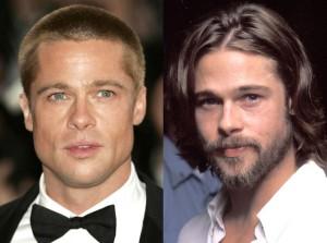 Cuộc cách mạng tóc theo năm tháng của Brad Pitt