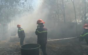 Bình Dương: Dân khiếp đảm vì 2 vụ cháy nổ lớn liên tiếp