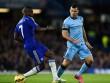 Chelsea - Man City: Đòn đau phút cuối (Hiệp 1)