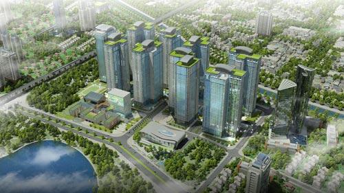 Dự án Goldmark City Hồ Tùng Mậu do G5 chính thức phân phối