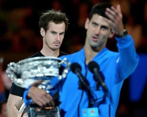 Djokovic sợ tình bạn với Murray bị sứt mẻ - 1