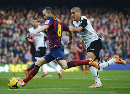 Barca & cơn đau đầu vì lực lượng kế cận tuyến giữa - 1