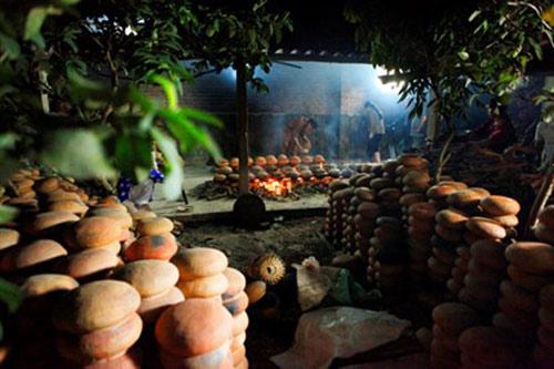 Nức tiếng món cá kho niêu cổ truyền ở làng Vũ Đại - 8