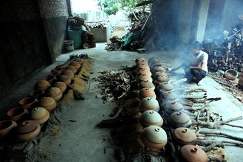 Nức tiếng món cá kho niêu cổ truyền ở làng Vũ Đại - 13