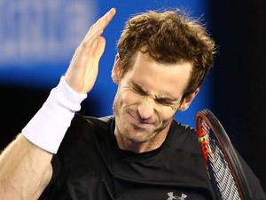 """Thất bại trước Djokovic không """"đánh gục"""" Murray"""