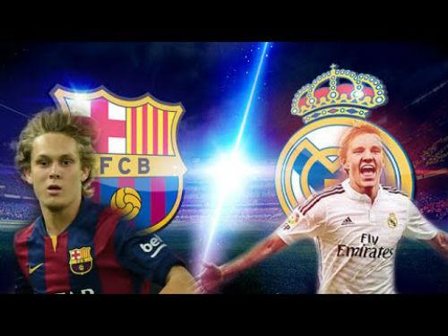 Real, Barca mua sao trẻ: Sáng hiện tại, mờ tương lai - 1