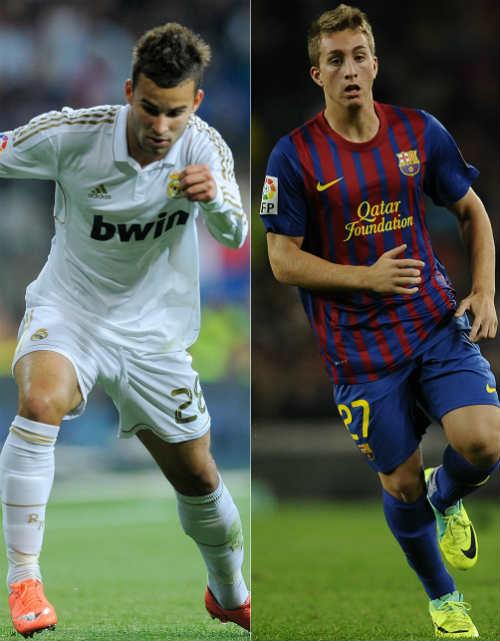 Real, Barca mua sao trẻ: Sáng hiện tại, mờ tương lai - 2