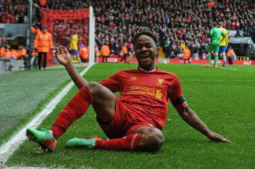 Sterling: Là riêng, là tất cả của Liverpool - 1