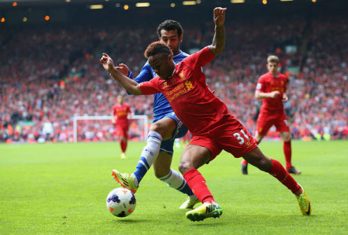 Sterling: Là riêng, là tất cả của Liverpool - 2