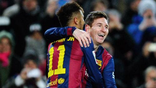 Neymar: Người hùng mới trên hàng công Barca - 2