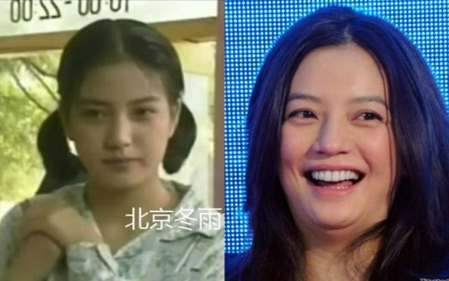 """Hành trình 20 năm """"mũm mĩm"""" của Triệu Vy"""
