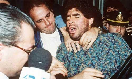 Maradona:  Từ cúp vàng, ma túy đến cái chết cận kề - 1