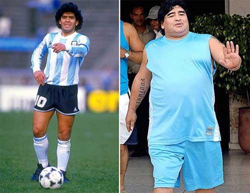 Maradona:  Từ cúp vàng, ma túy đến cái chết cận kề - 2