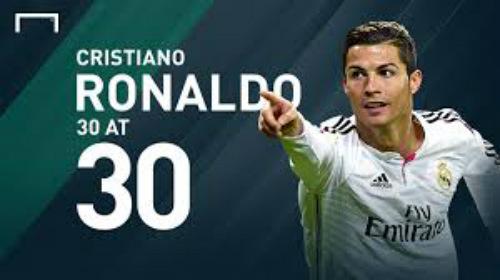 Ronaldo: Bóng đá và gam màu cuộc sống - 1