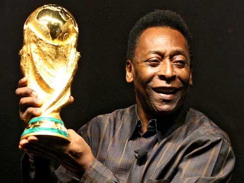 """Pele: Vị """"vua bóng đá"""" bất hạnh - 1"""