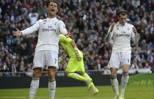 """Gareth Bale & Luis Suarez: Cái giá của """"kép phụ"""" - 1"""