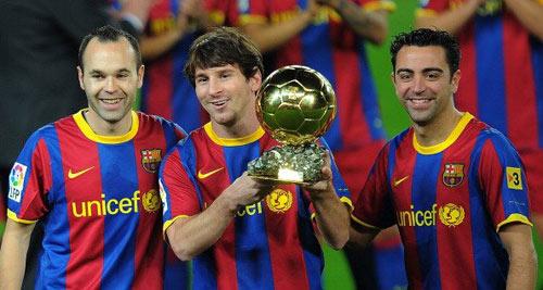 10 học viện bóng đá lừng danh: Barca số 1, Ajax số 2 - 1
