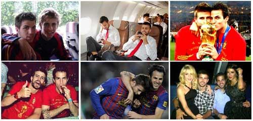Messi, Ronaldo & những người bạn tâm giao - 7