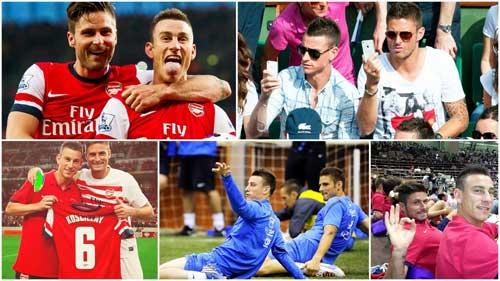 Messi, Ronaldo & những người bạn tâm giao - 4