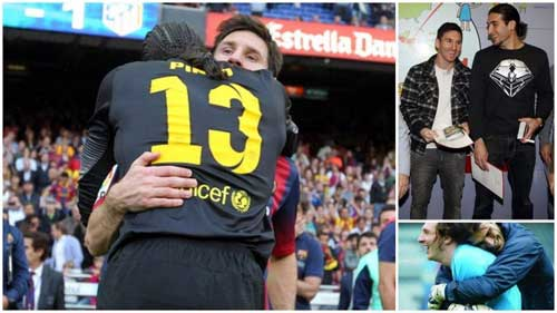 Messi, Ronaldo & những người bạn tâm giao - 1