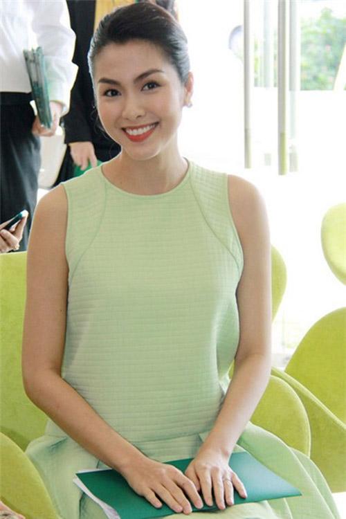 5 mỹ nữ của showbiz Việt chờ đón quý tử tuổi Mùi - 2