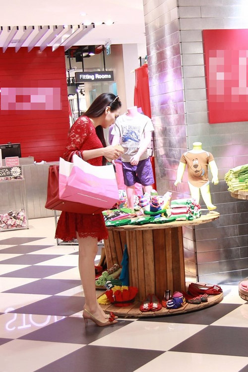 5 mỹ nữ của showbiz Việt chờ đón quý tử tuổi Mùi - 4