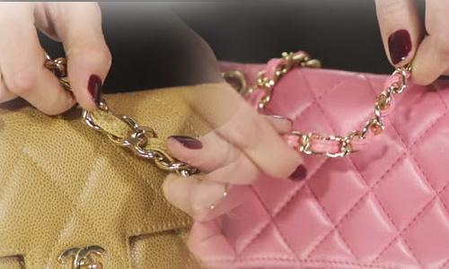 """Xem clip 3 bước """"vạch mặt"""" túi Chanel nhái - 2"""
