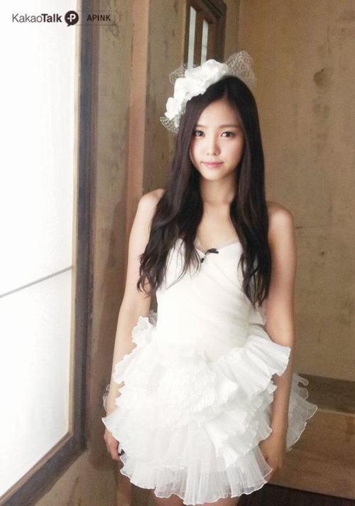 Top 10 sao nữ Kpop mặc váy cưới đẹp nhất - 1
