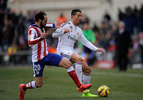 Atletico Madrid ngày càng thực dụng: Vì trong nghịch cảnh - 2