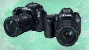 Bộ đôi máy ảnh DSLR 'chấm khủng' của Canon trình làng