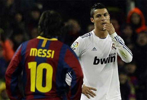 Tâm lý chiến: Ronaldo chẳng thề bì được với Messi - 2