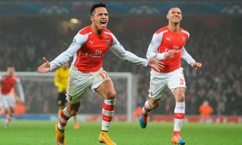 """Sanchez: Đứa con """"cưng"""" trong lòng Arsenal - 1"""