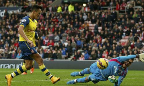 """Sanchez: Đứa con """"cưng"""" trong lòng Arsenal - 2"""