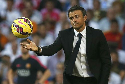 Barca & bản sắc mang tên Luis Enrique - 2