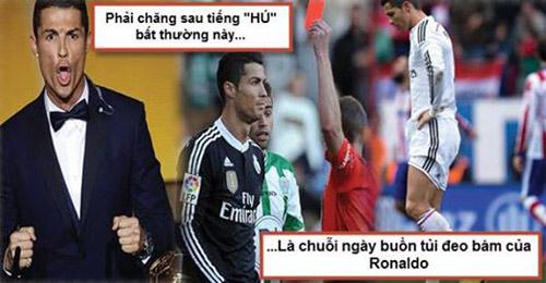Ronaldo đang chậm hơn Messi - 1