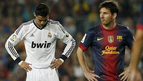 Ronaldo đang chậm hơn Messi - 2
