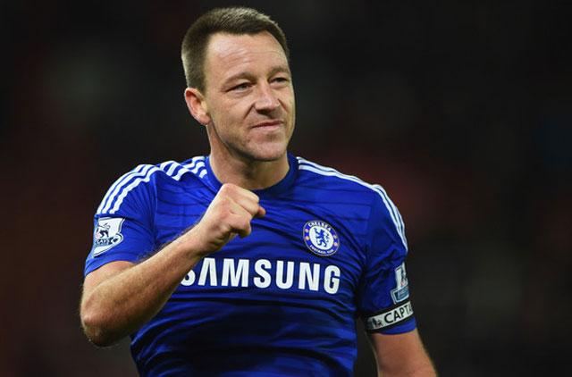 Gerrard và Terry góp mặt ở top 10 thủ quân vĩ đại nhất - 10