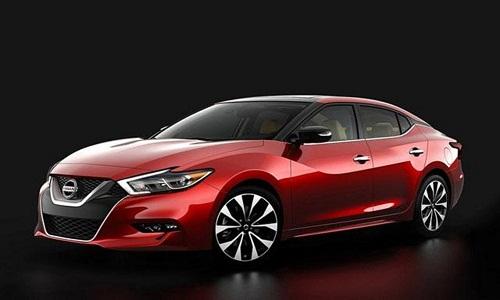 Nissan tung ảnh xe Nissan Maxima 2016 - 1