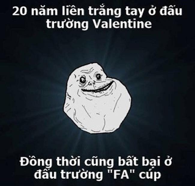 Hội FA chế ảnh hài hước ngày Valentine - 3