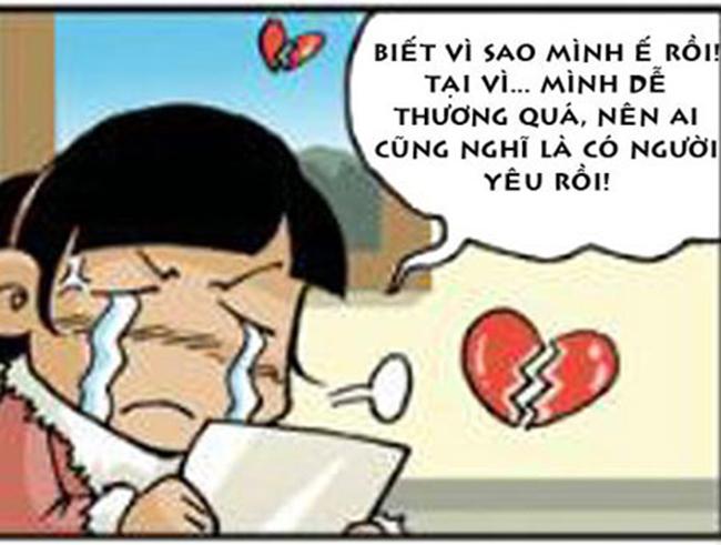 Ảnh chế Valentine hài hước dành cho dân FA - 5
